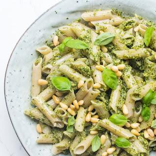 Vegan Pesto Pasta Recipes.