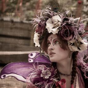 Faires by Joe Palisi - People Fine Art