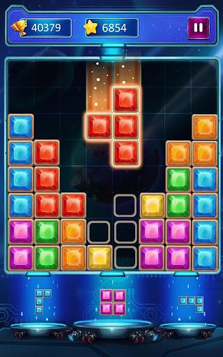 Code Triche casse-tu00eate - block puzzle APK MOD screenshots 5