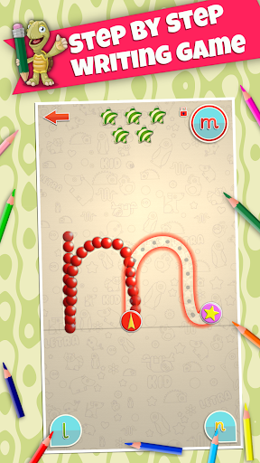 LetraKid: Writing ABC for Kids Tracing Letters&123 1.9.0 screenshots 2
