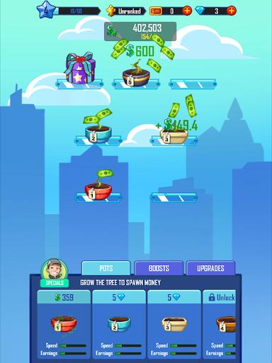 Merge Money - I Made Money Grow On Trees screenshots 10