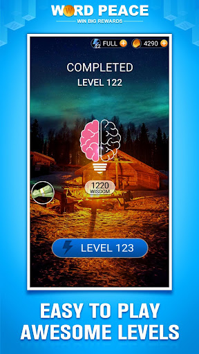 Word Peace -  New Word Game & Puzzles screenshots 6