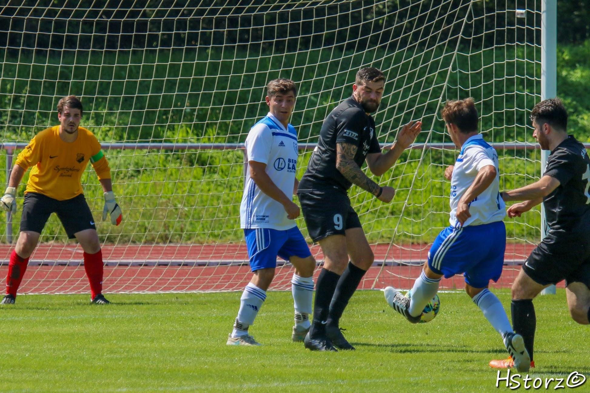SV Breisach – TVK II   0:4  (0:3)