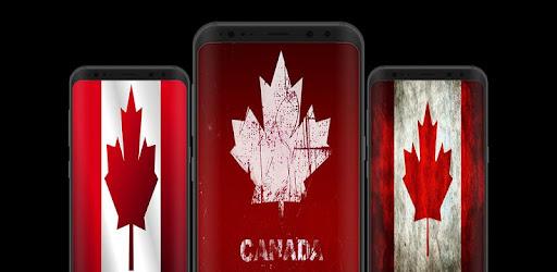 Canada Flag Wallpapers Ultra Hd Quality App Su Google