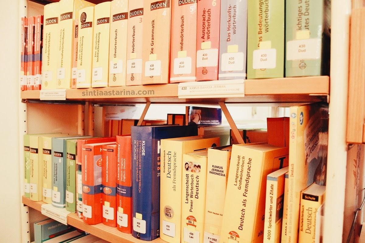 Perpustakaan Goethe-Institut Jakarta: Asyiknya Belajar ...