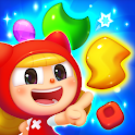 Star Chasers : Hexa Match 3 Game icon
