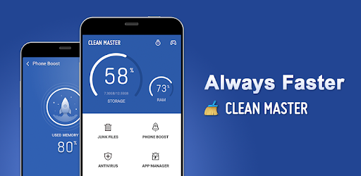 Clean Master- Space Cleaner & Antivirus app (apk) free download for Android/PC/Windows screenshot