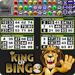 King of Bingo - Video Bingo Icon