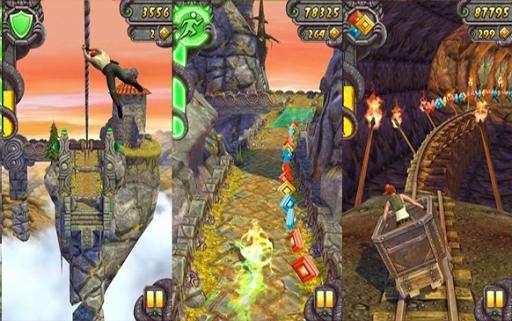 Strategy for temple run 2