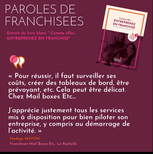 Tegmognage de Marie franchisée TEMPORIIS