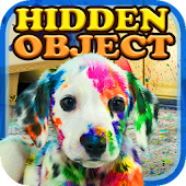 Hidden Object - Dog Happy Life