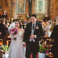 Wedding photographer Aaron Meza (aaronmeza). Photo of 26.01.2018