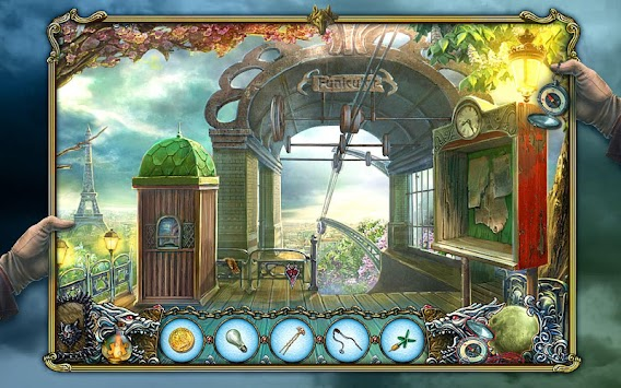 Shadow Wolf Mysteries 3 apk screenshot