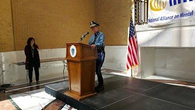 Photo: Sharon S. Costine, Lt. Colonel, Mass. State Police