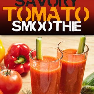 Tomato Smoothie Recipes.