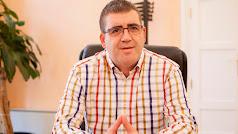 Felipe Cayuela, alcalde de Carboneras.