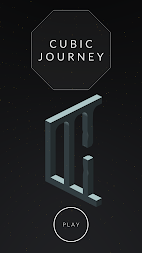 Cubic Journey - Minimalistic Puzzle Game APK screenshot thumbnail 1