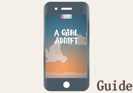 Tips of a Girl adrift - náhled