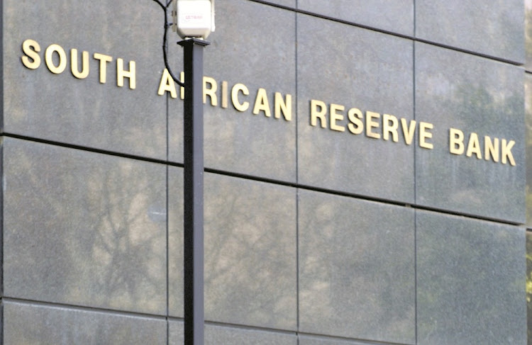 South African Reserve Bank. Picture: MARTIN RHODES