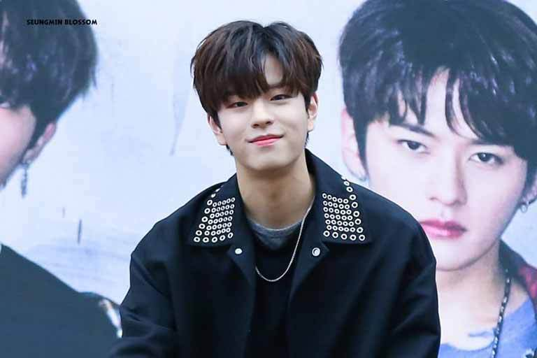 stray kids seungmin