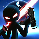 Stickman Ghost 2: Gun Sword - Shadow Action RPG icon