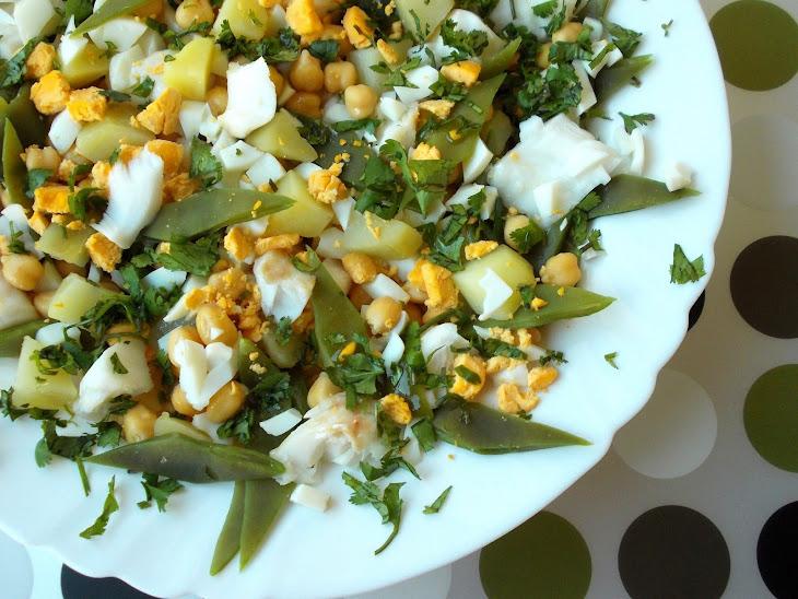 Hake Salad