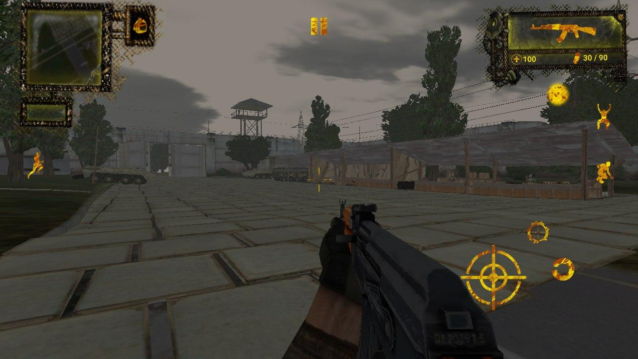ZONA (BETA)- screenshot