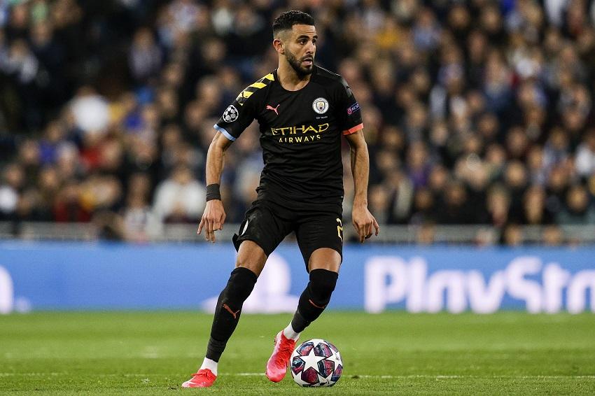 Manchester City star Riyad Mahrez set to play at Orlando Stadium - SowetanLIVE