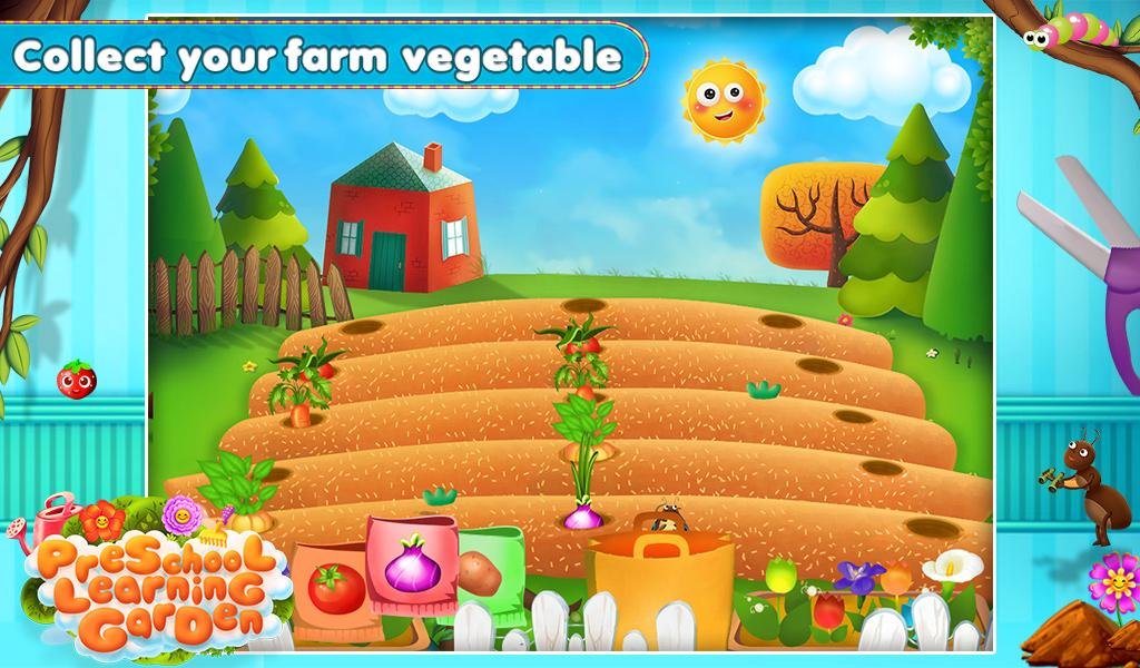 PreSchool Learning Garden- screenshot