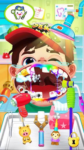 Dentista loco  - doctor kids  trampa 3