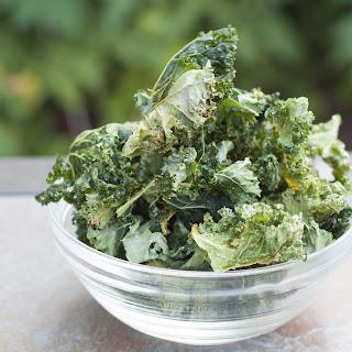 Kale Chips.