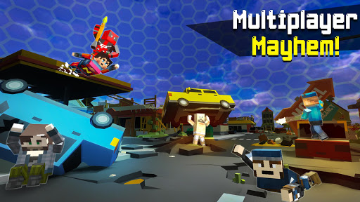 Pixel Fury: Multiplayer in 3D 13.0 screenshots 1