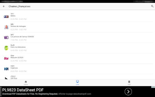 Xtream IPTV Player for PC-Windows 7,8,10 and Mac APK 0.1.5