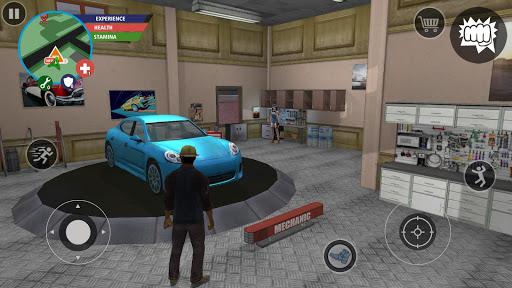 Code Triche New Gangster Crime mod apk screenshots 3