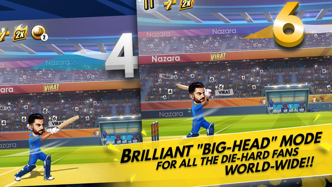Virat Cricket- screenshot