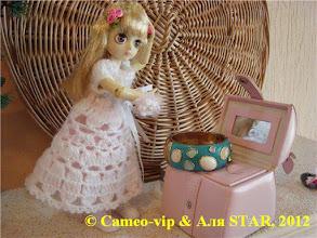 Photo: фото любезно предоставлено благодарным заказчиком. автор фото АляSTAR автор одежды © Cameo-vip, 2012