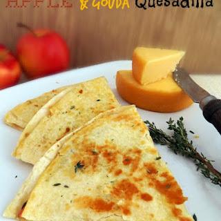 Apple & Gouda Quesadilla Recipe
