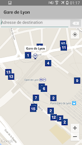 Paris ci la Sortie du Métro screenshot 3