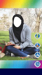 Hijab Selfie Editor - náhled