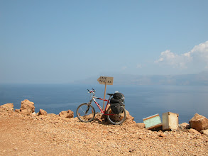 Photo: Crete by bike