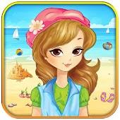 Girls beach party & summer fun