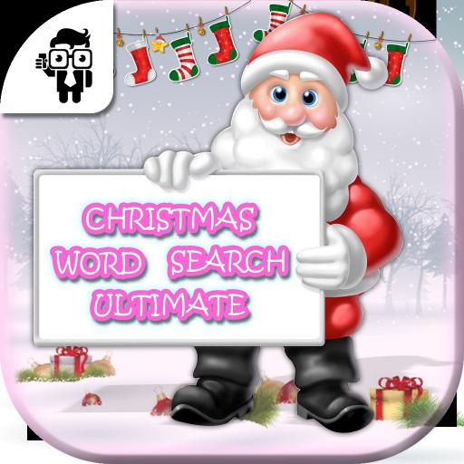 Christmas Word Search Ultimate 拼字 App LOGO-硬是要APP