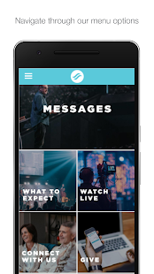 NewSpring Kansas- screenshot thumbnail