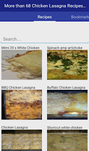 Chicken Lasagna Recipes ? Cooking Guide Handbook - náhled