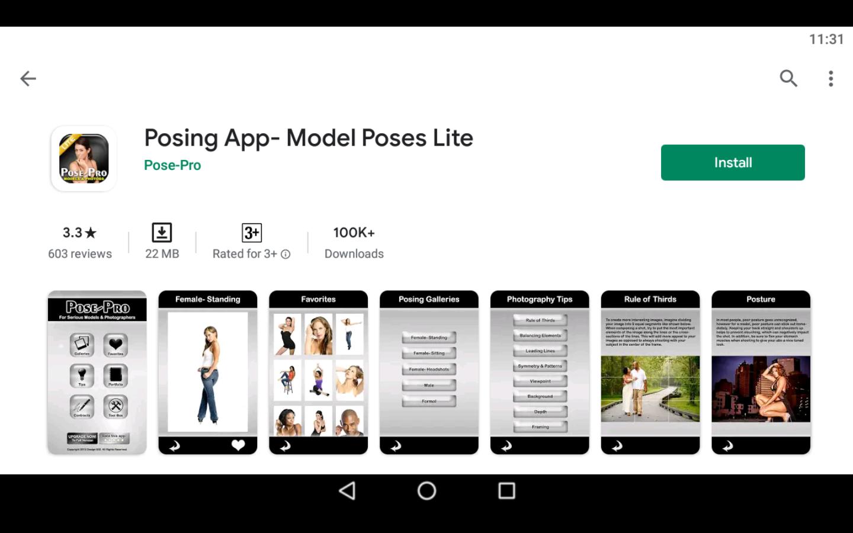 Best Posing App 3