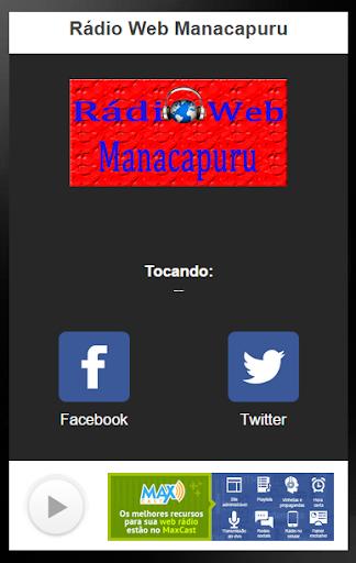 Rádio Web Manacapuru