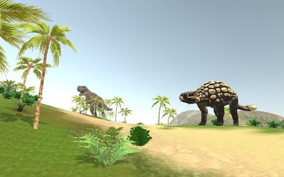 VR Time Machine Dinosaur Park (+ Cardboard) APK screenshot thumbnail 5