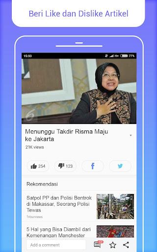 BaBe+ - Berita Indonesia for PC