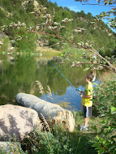 Photo: Fishing at the RVR Pond in beautiful Carbondale Colorado