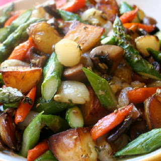 Spicy Oven Roasted Vegetables Recipes